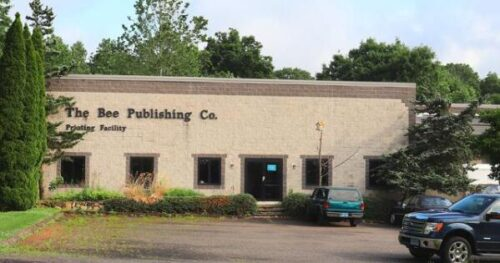 Bee Publishing Company's Printing Going Off-Site