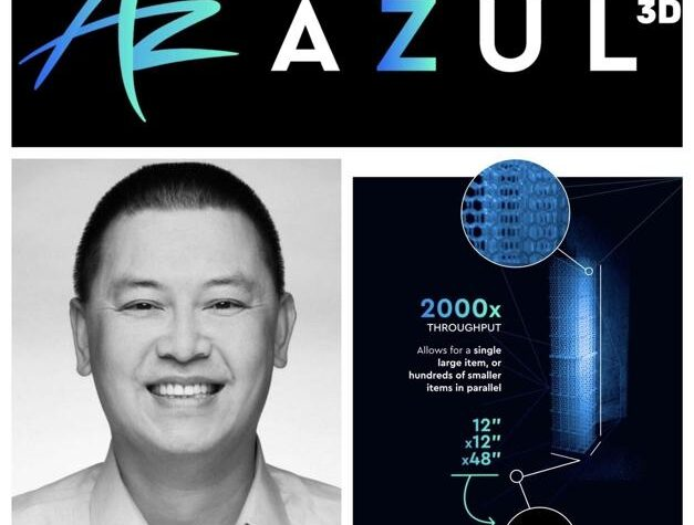 Tuan TranPham Joins Azul 3D as Chief Revenue Officer (CRO) | Business
