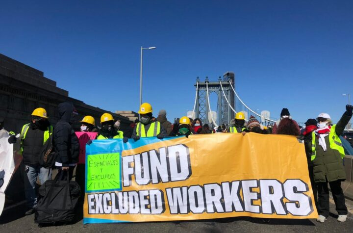 NY's Excluded Workers Fund Excludes Many It Was Supposed to Help, Advocates Say
